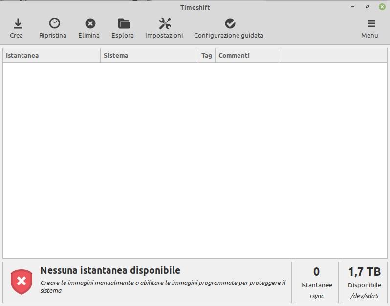 Aggiornare da Linux Mint 19.3 a Linux Mint 20
